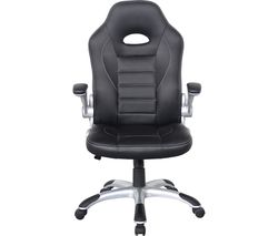 ALPHASON Talladega Gaming Chair - Black