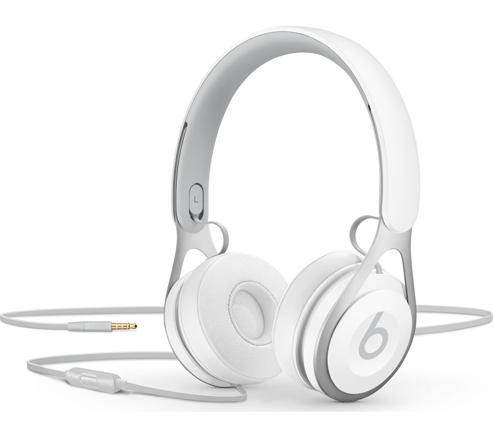 BEATS BY DR DRE EP Headphones - White