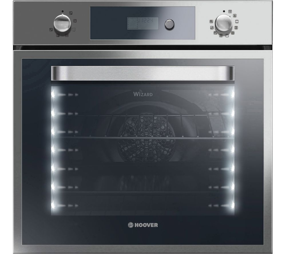 HOOVER Wizard HO786VX Electric Smart Oven - Stainless Steel