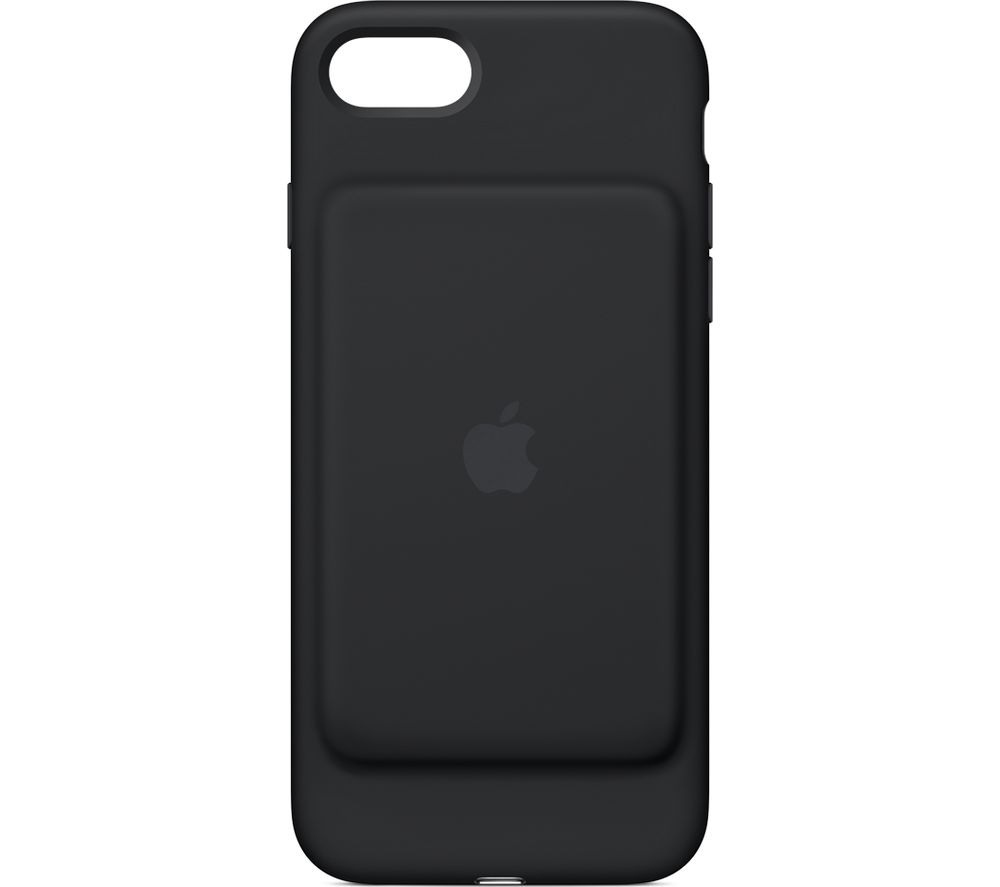 Apple iphone 7 smart battery case black deals pc world - Iphone 7 smart battery case ...