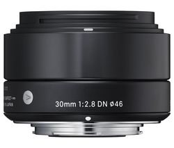 SIGMA 30 mm f/2.8 DN Standard Prime Lens - for Sony
