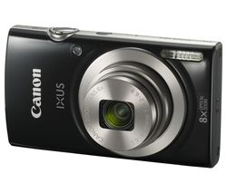 CANON IXUS 185 Compact Camera - Black