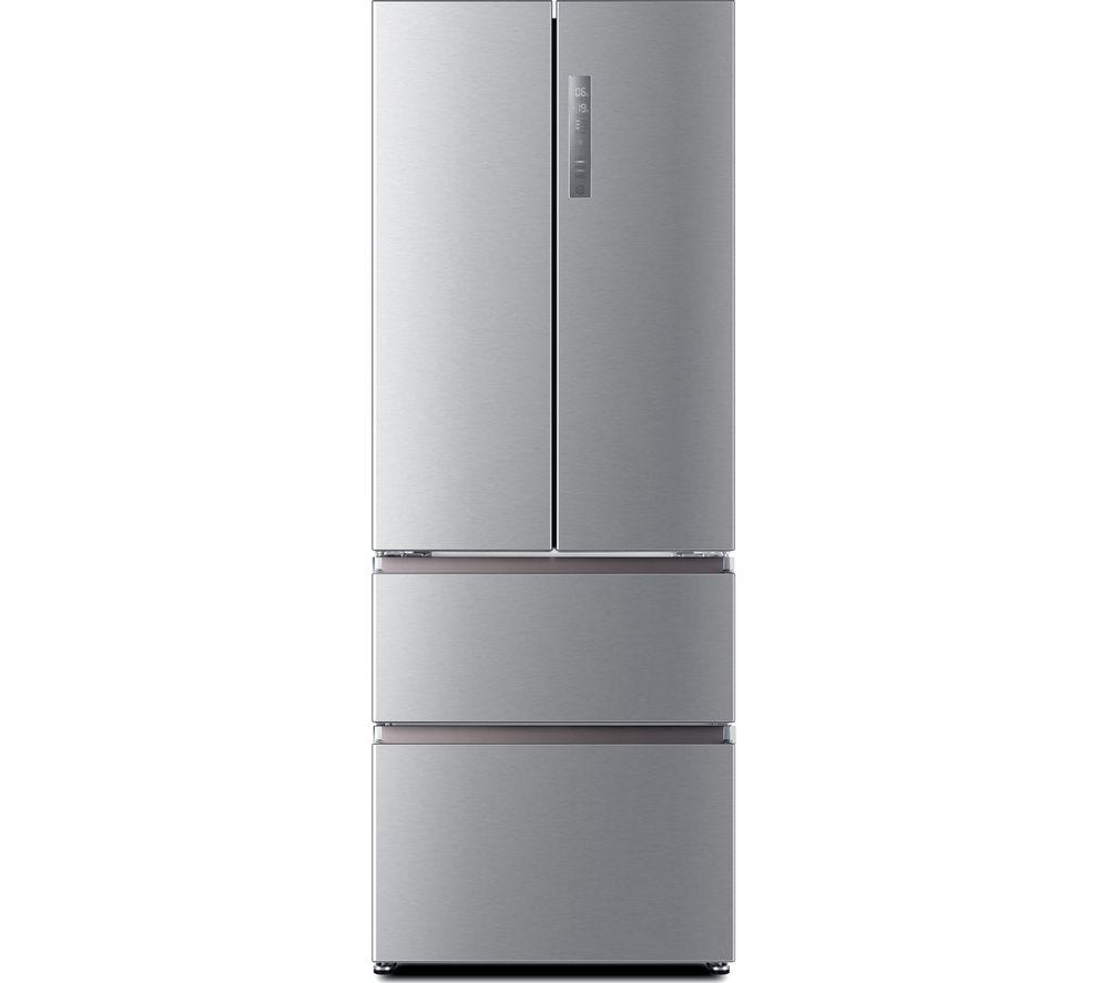 Buy Haier Hb16fmaa 60 40 Fridge Freezer Stainless Steel
