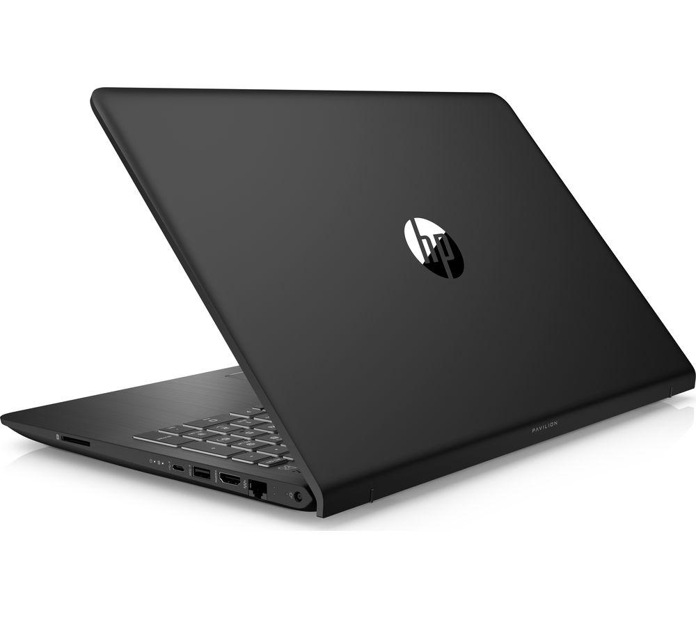 "HP Pavilion Power 15-cb060sa 15.6"" Gaming Laptop - Black + L15BUN16 15.6"" Laptop Case with Wireless Mouse & Screen Wipes - Black"