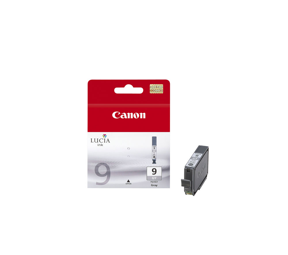 CANON Lucia PGI-9GY Grey Ink Cartridge