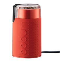 BODUM Bistro 11160-294UK Electric Coffee Grinder - Red