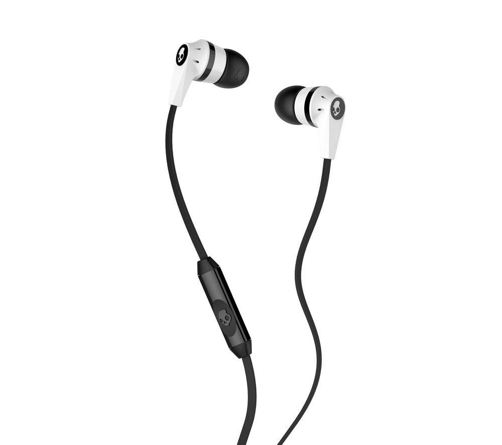 SKULLCANDY Ink'd 2.0 S21KDY-074 Headphones - White & Black