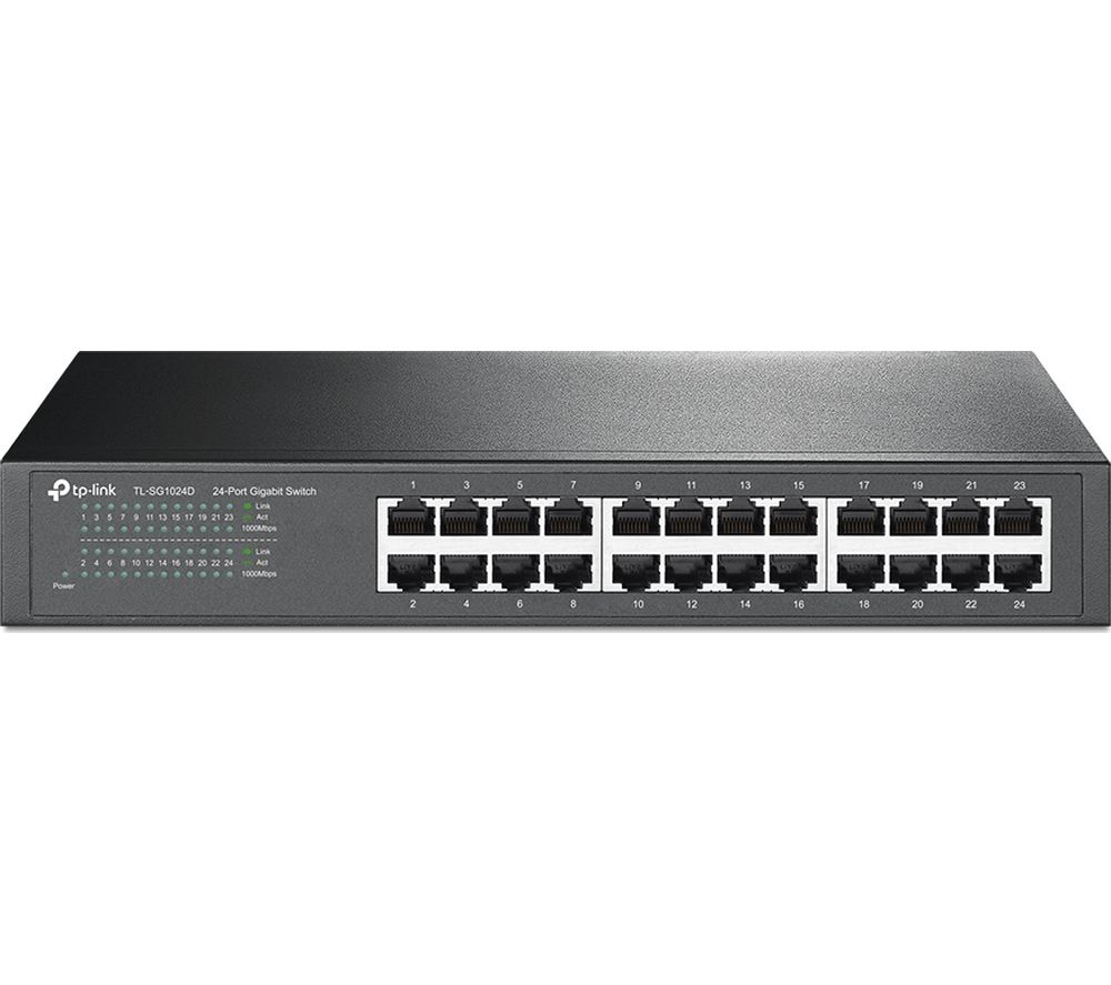 TP-LINK TL-SG1024D 24-port Ethernet Switch