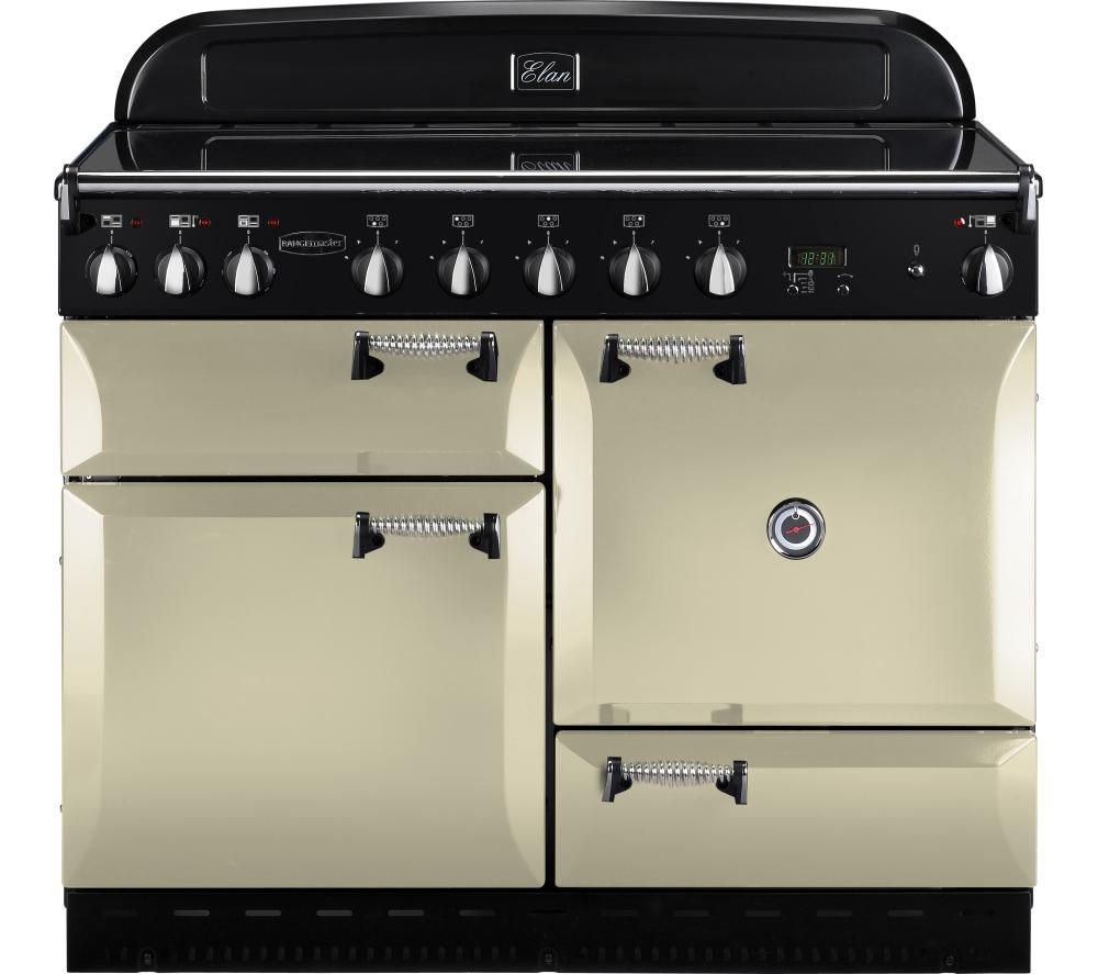 RANGEMASTER  Elan 110 Induction Range Cooker  Cream Cream