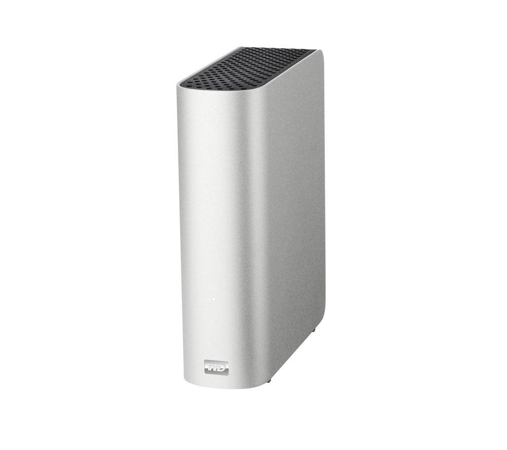 WD My Book Studio External Hard Drive for Mac - 3 TB, Silver