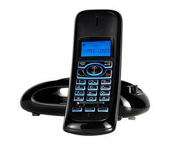 IDECT Solo Plus Cordless Phone with Answering Machine - Triple Handsets