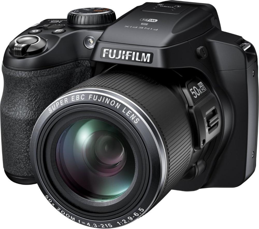 FUJIFILM FinePix S9400W Bridge Camera - Black