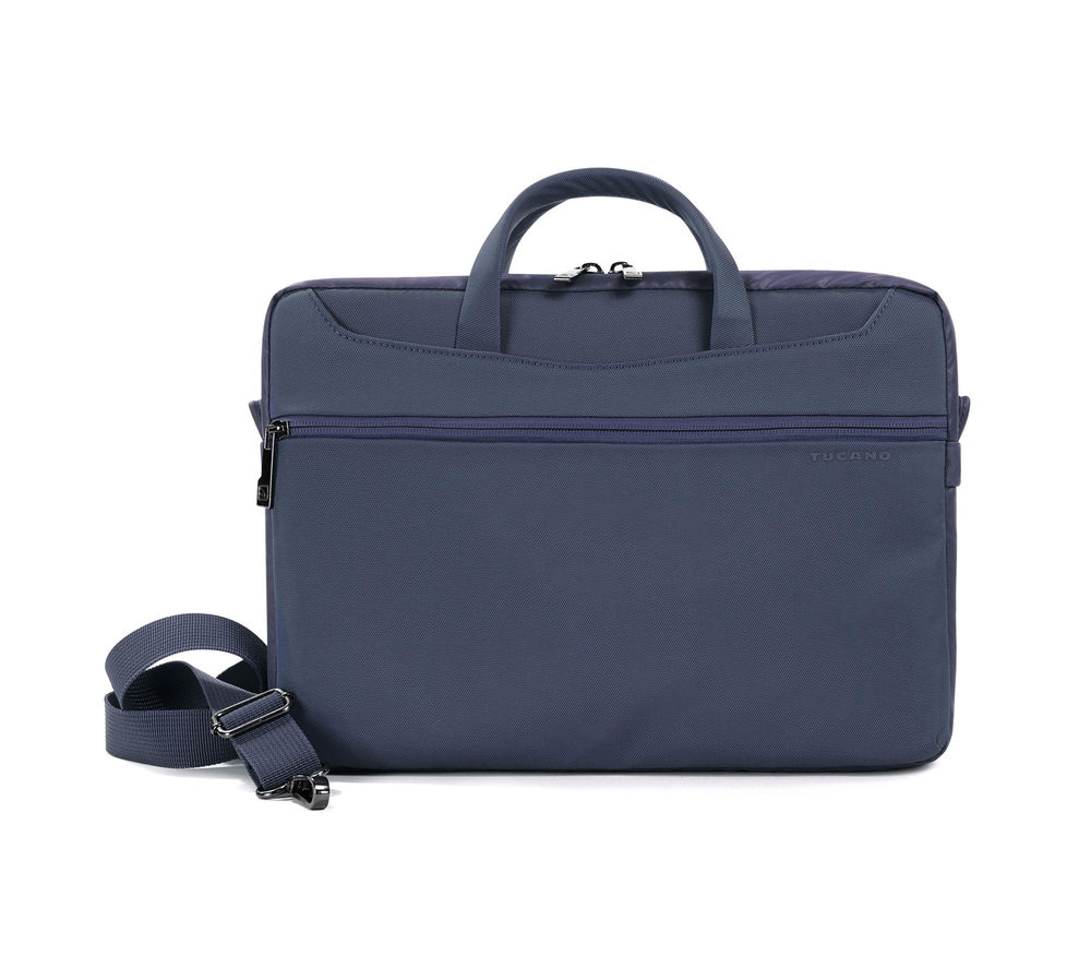 "TUCANO Work Out II 13"" Slim Notebook Case - Blue"