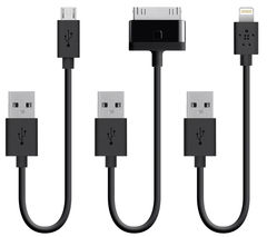 BELKIN USB Cable Adapter Pack