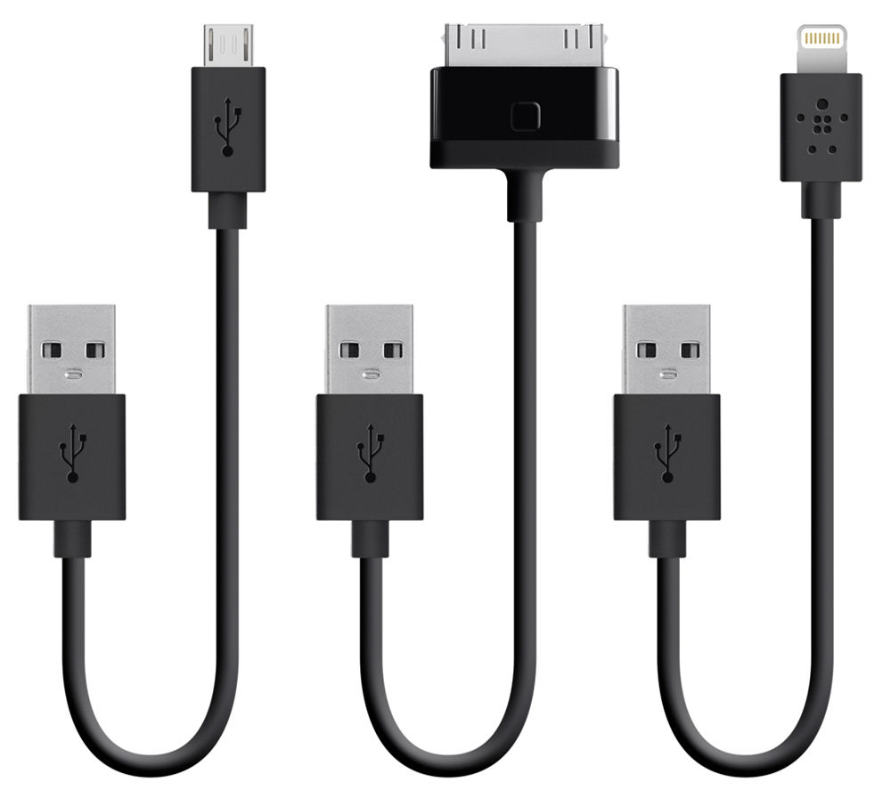 BELKIN  USB Cable Adapter Pack.