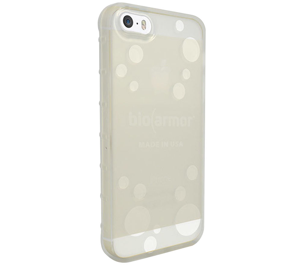 BIO ARMOR Antibacterial iPhone 5/5s Case - Clear