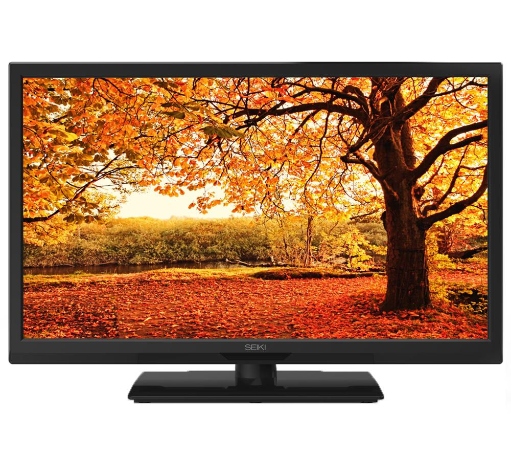 "24"" Seiki SE24GD01UK  LED TV with Built-in DVD PlayerSeiki SE24FY02UK"