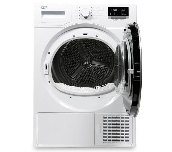 Heat Pump Dryer ~ Buy beko select dsx w heat pump tumble dryer white
