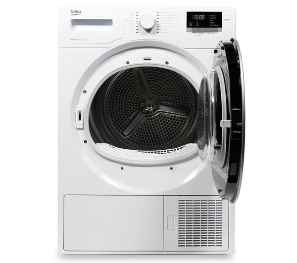 Tumble Dryer Temperature ~ Buy beko select dsx w heat pump tumble dryer white