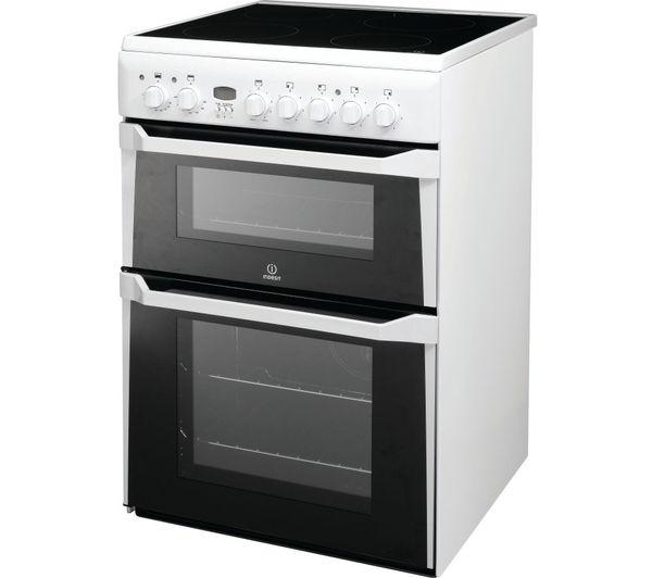 Buy INDESIT ID60C2WS Electric Ceramic Cooker