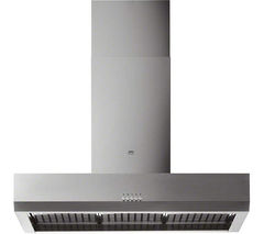 AEG HD8510-M Chimney Cooker Hood – Stainless Steel