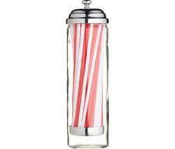 KITCHEN CRAFT World of Flavours Stateside Straw Dispenser