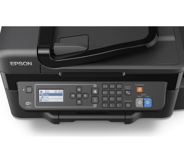 Epson Ecotank Et 4500 All In One Wireless Inkjet Printer