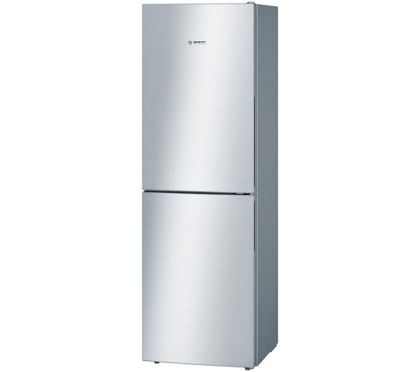 BOSCH NoFrost KGN34VL30G Fridge Freezer - Stainless Steel