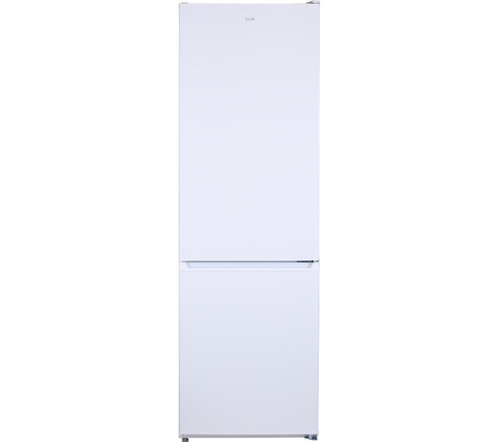 LOGIK LFC60W16 60/40 Fridge Freezer - White