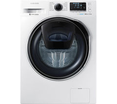 SAMSUNG AddWash™ WW90K6414QW Washing Machine - White