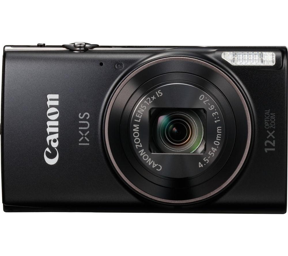 CANON IXUS 285 HS Compact Camera - Black