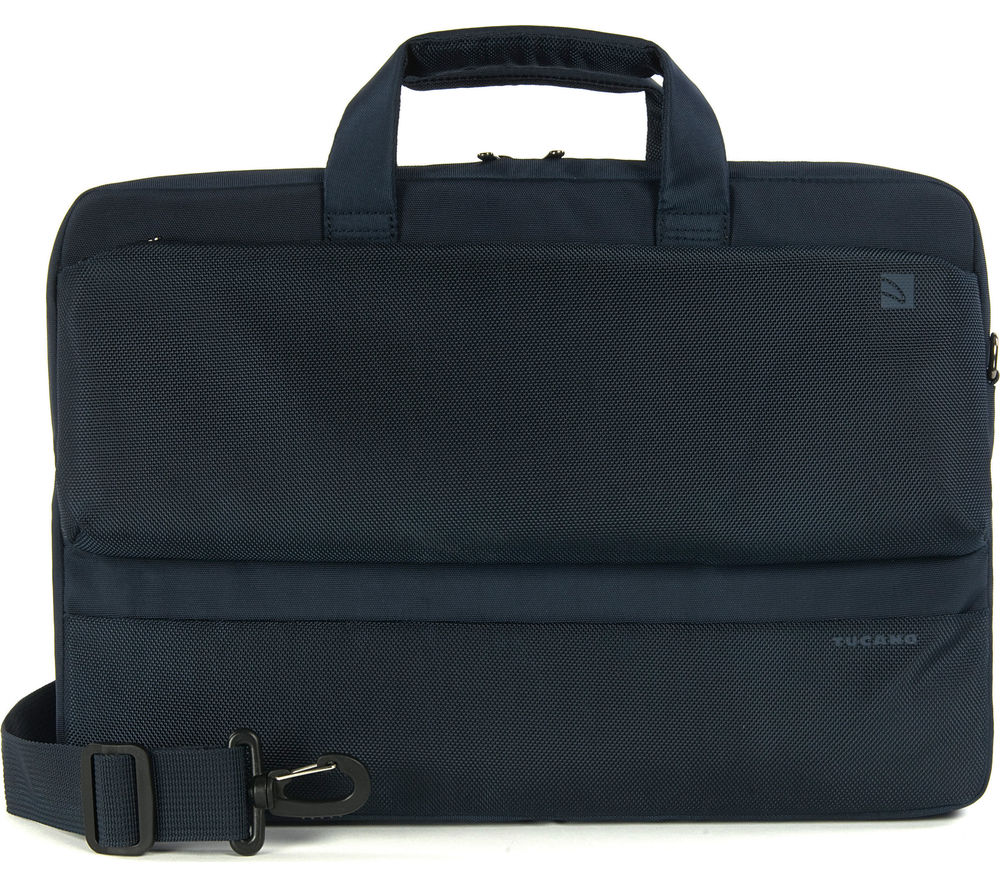 "TUCANO Dritta Slim 15"" Laptop Bag - Blue"