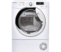 HOOVER Dynamic Next DNHD913A2C Heat Pump Tumble Dryer - White