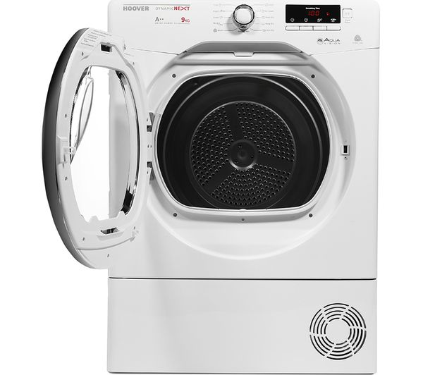 Tumble Dryer Temperature ~ Buy hoover dynamic next dnhd a c heat pump tumble dryer