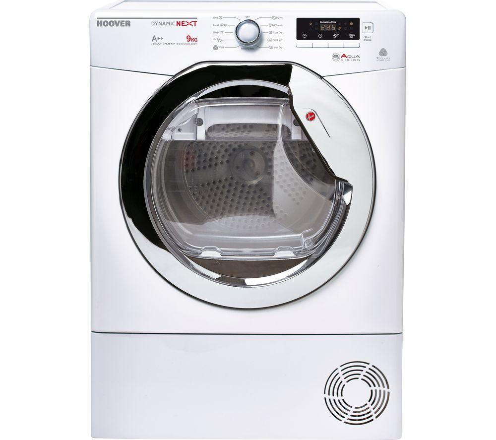 Heat Pump Dryer ~ Buy hoover dynamic next dnhd a c heat pump tumble dryer