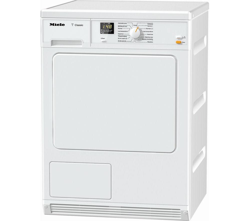 Bwe Tumble Dryer ~ Buy miele tda c condenser tumble dryer white free
