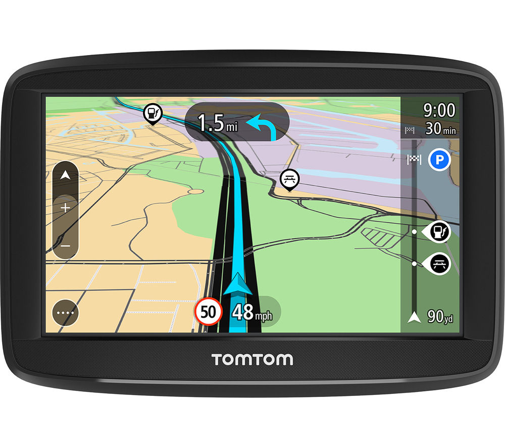 Tomtom Start   Sat Nav With Uk Roi Full Europe