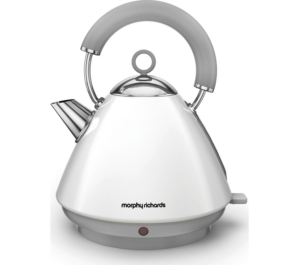 Morphy Richards Store: Buy MORPHY RICHARDS Accents 102031 Traditional Kettle - White