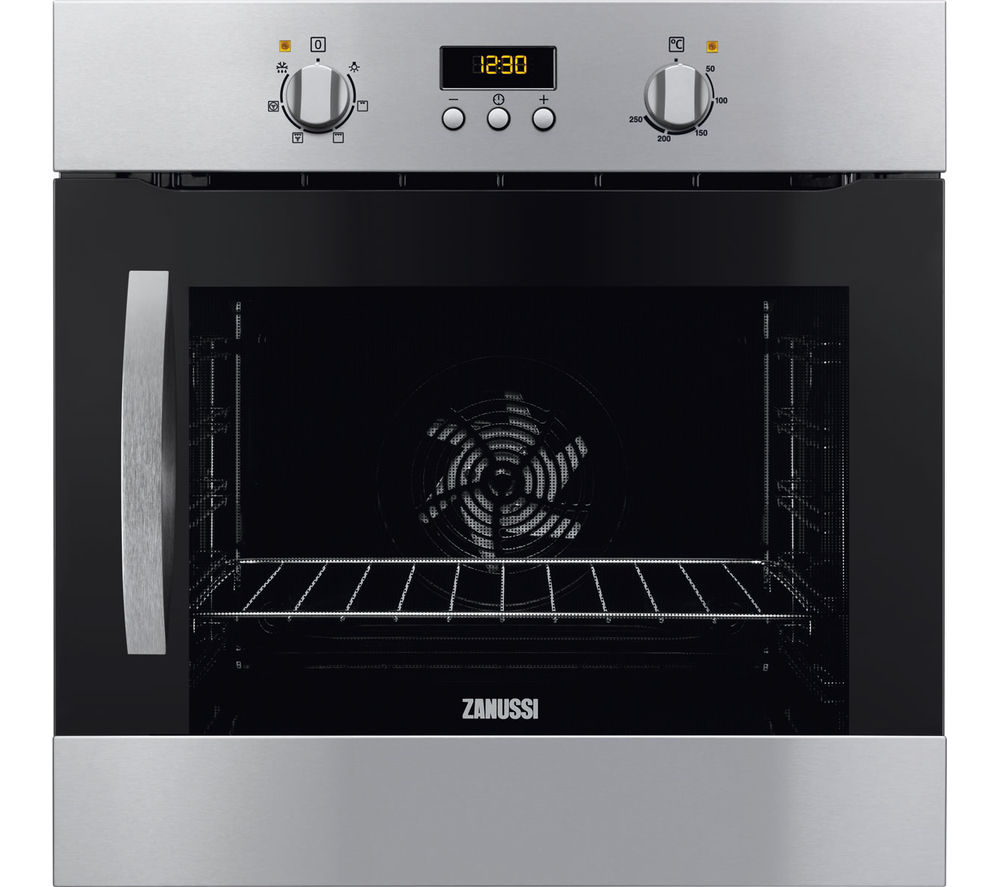 ZANUSSI  ZOA35526XK Electric Oven  Stainless Steel Stainless Steel