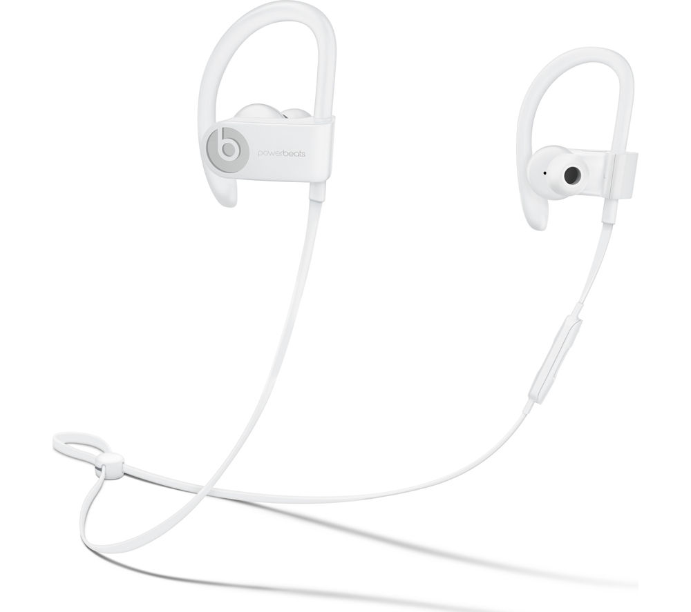 BEATS BY DR DRE Powerbeats3 Wireless Bluetooth Headphones - White