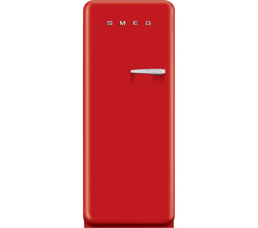 SMEG  FAB28YR1 Tall Fridge  Red Red