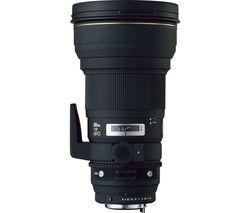 SIGMA 300 mm f/2.8 EX DG APO HSM Telephoto Prime Lens - for Nikon