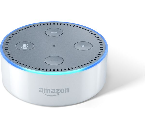 Image of AMAZON Echo Dot - White