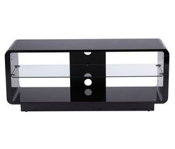 ALPHASON Luna 1200 TV Stand - Black