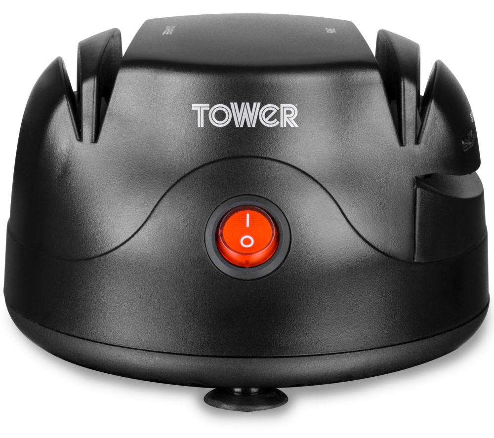 TOWER T19008 Electric Knife Sharpener Review