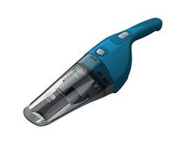 BLACK & DECKER Wet & Dry Dustbuster WDB215WA-GB Handheld Vacuum Cleaner - Blue