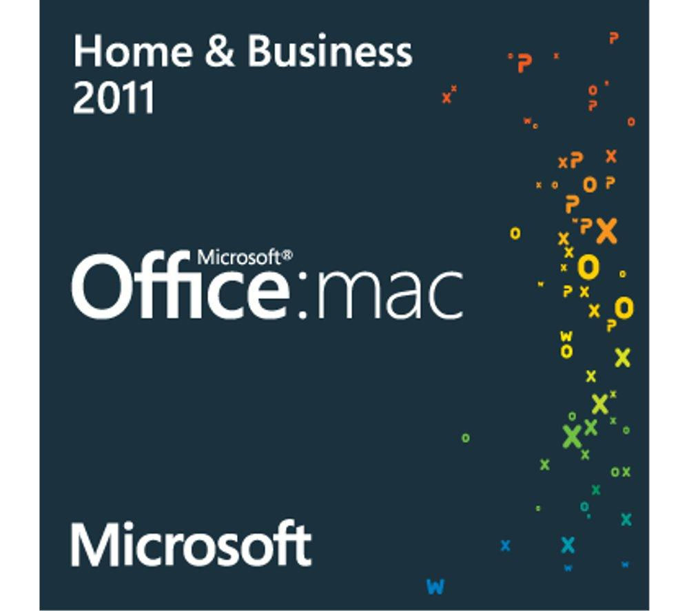 Microsoft office for mac home and business 2011 - Buy office home and business ...