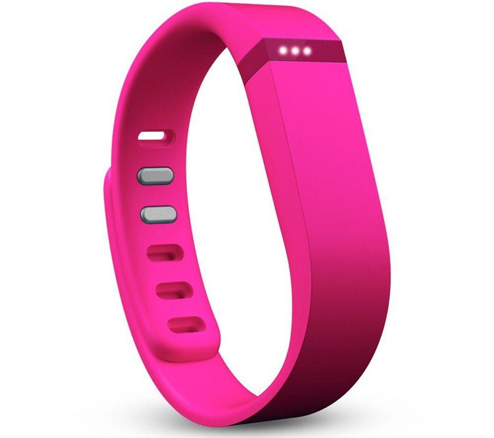 FITBIT Flex Activity and Sleep Wristband - Pink