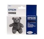 Epson  Teddybear T0611 Black Ink Cartridge, Black