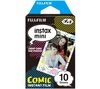 FUJIFILM Instax Mini Film - Comic Strip